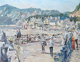 Paintings of Devon