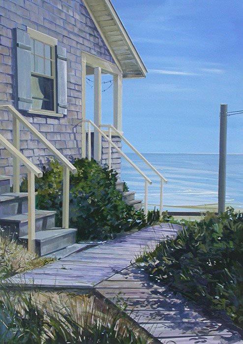 Beach House, Truro, Cape Cod.
